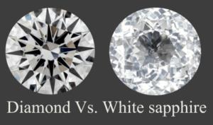 White Sapphire Vs Diamond Which Should I Choose