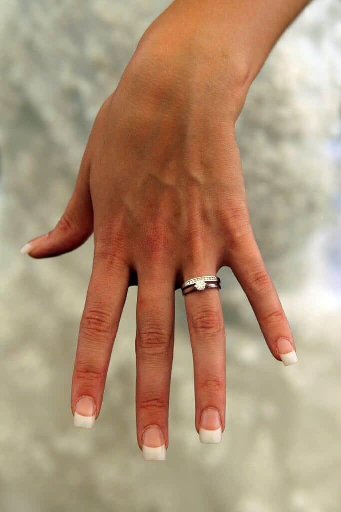 The Tradition Of Rings Engagement Rings Vs Wedding Rings Vs