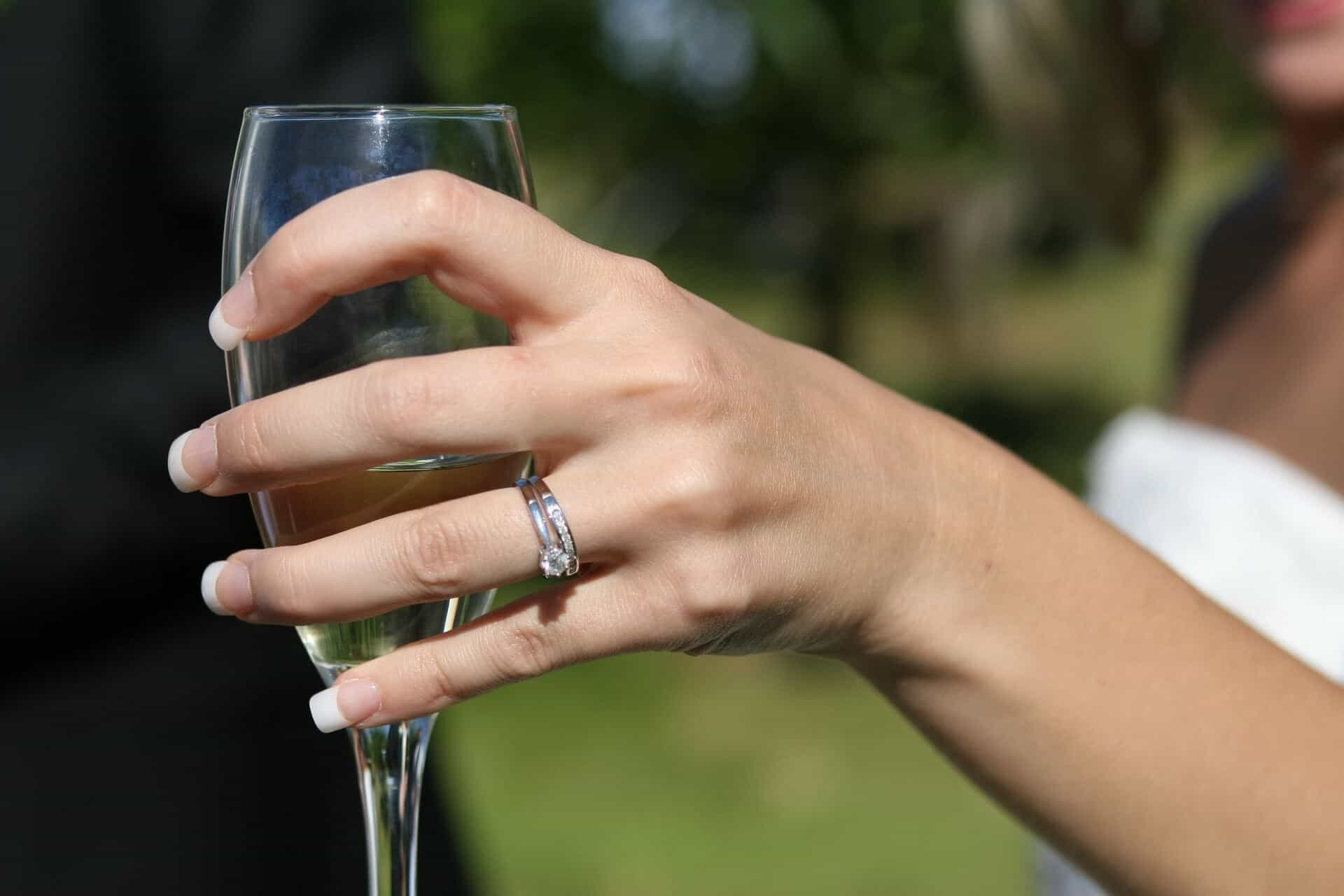 The Tradition Of Rings Engagement Rings Vs Wedding Rings Vs Wedding Bands Jewelry Guide