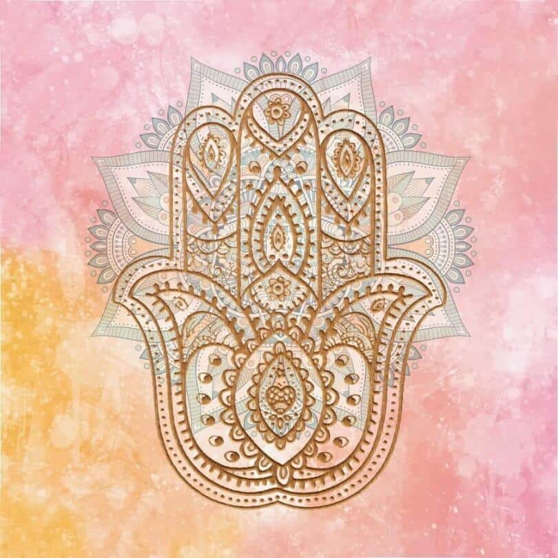 The Truth About The Hamsa Hand Symbol Meaning Jewelry Guide