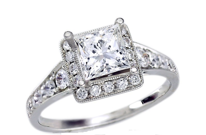 What Is A Milgrain Engagement Ring And Should I Buy One Jewelry