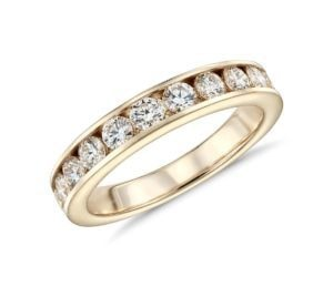724996cb72f Choosing a Channel Set Diamond Band – All You Have to Know – Jewelry ...