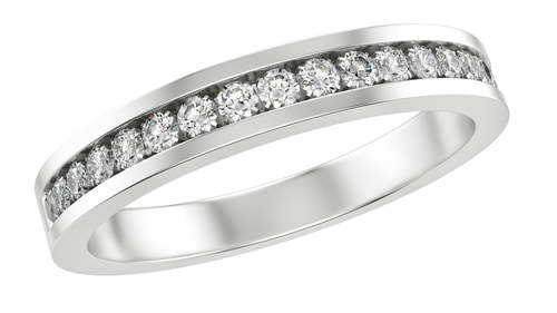Choosing A Channel Set Diamond Band All You Have To Know
