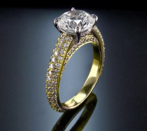 Choosing Micro Pave Settings Pros And Cons Jewelry Guide