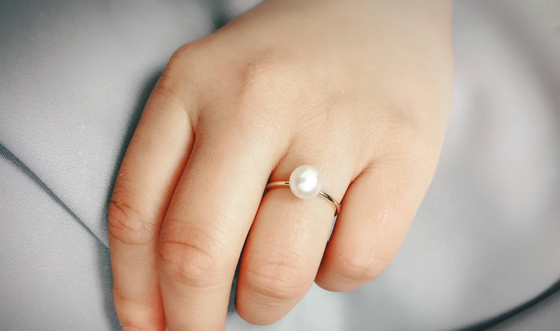 Is A Pearl Engagement Ring A Good Idea Jewelry Guide