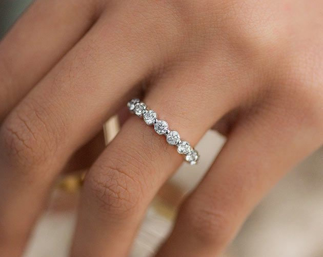 Everything You Need To Know About Eternity Bands Jewelry Guide