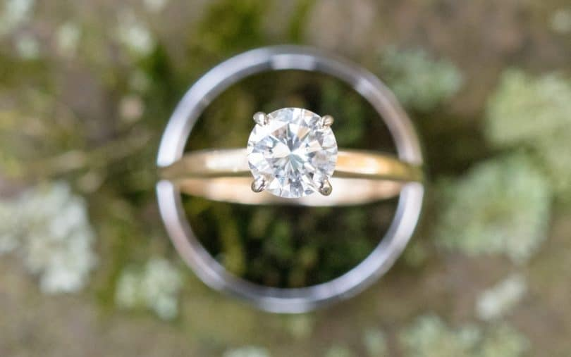 Should I Buy A J Color Diamond For My Engagement Ring Jewelry Guide