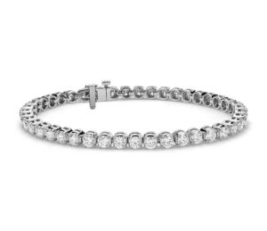 bfa73ef2d0c2b How Did Tennis Bracelets Get Their Name? – The History of the Tennis ...