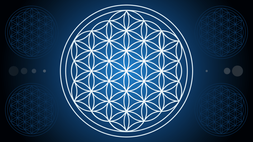 Flower Of Life Symbol Meaning And Use In Jewelry With