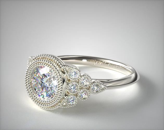 Diamond Right Hand Ring James Allen Jewelry Guide