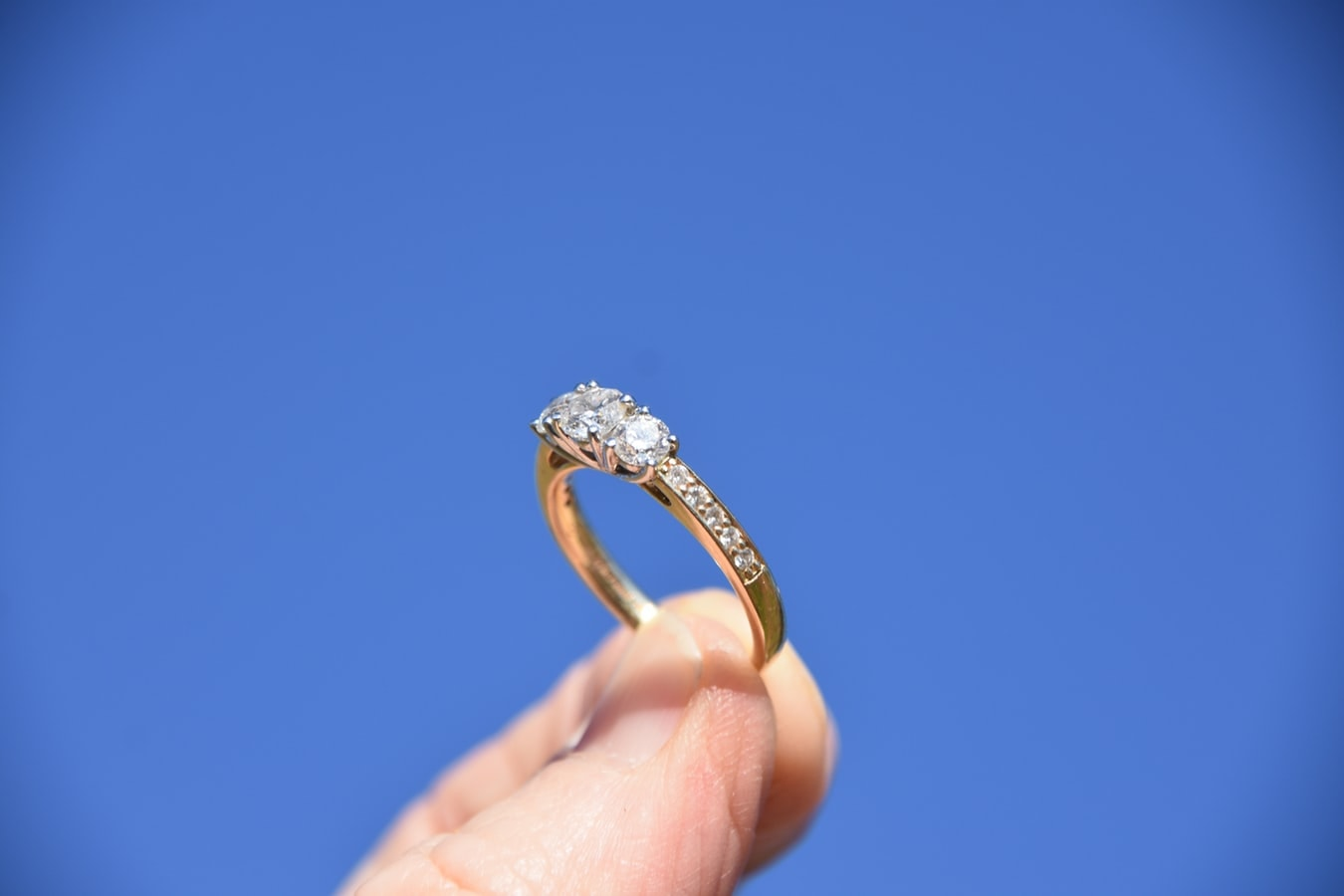 K Color Diamonds For My Engagement Ring Avoid Or Buy Jewelry Guide